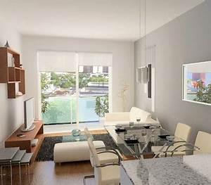 Ideas para pisos pequenos for Decorar pisos pequenos ideas