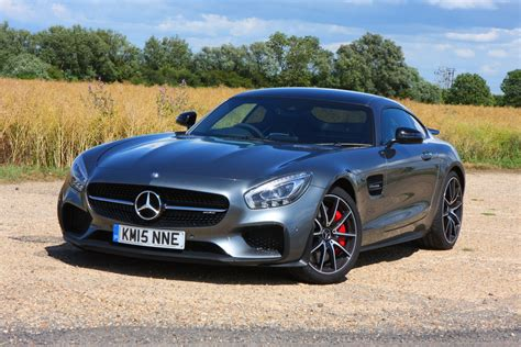 Mercedes Amg Gt Photo by Mercedes Amg Gt Coupe 2015 Photos Parkers