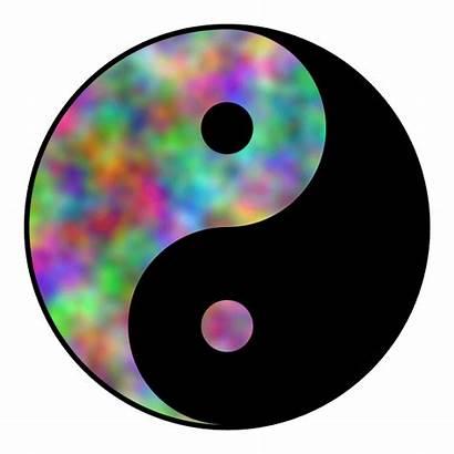 Ying Yang Sticker Giphy