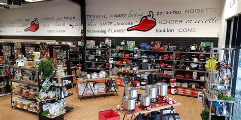 kitchenware store taupo chefs complements  kitchen shop