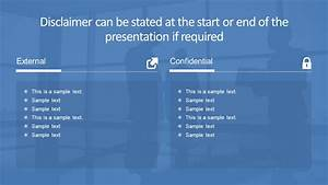 Disclaimer Powerpoint Templates Slides