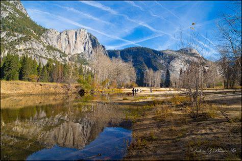 Elevation Yosemite National Park California United
