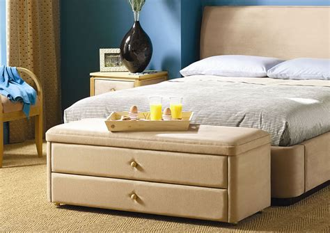 ottoman in bedroom maximise space using bedroom furniture with storage home luv