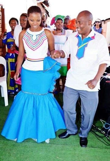 Xhosa Traditional Wedding Dresses in South Africa   dream