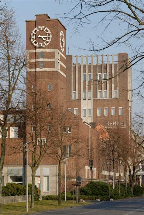 sergic siege social haus henkel düsseldorf holthausen
