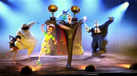 zing hotel transylvania  party song hd youtube