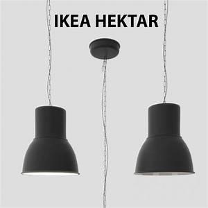D models ceiling light ikea hektar