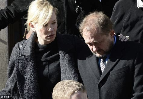 philip seymour hoffman funeral daily mail