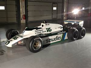 Tyrrell 6 Roues : williams rolls out the old six wheeler at silverstone ~ Medecine-chirurgie-esthetiques.com Avis de Voitures