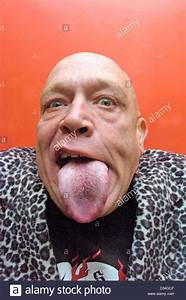 Buster Bloodvessel Of The Ska Band Bad Manners At The