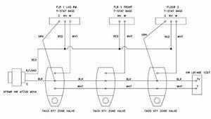 Taco 571 Wiring Diagram