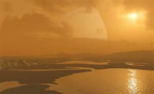 Hydrocarbon Seas on Saturn's Moon Titan are Very Calm ...