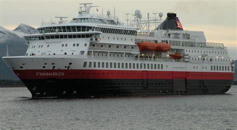 MS Finnmarken - Itinerary Schedule Current Position | CruiseMapper