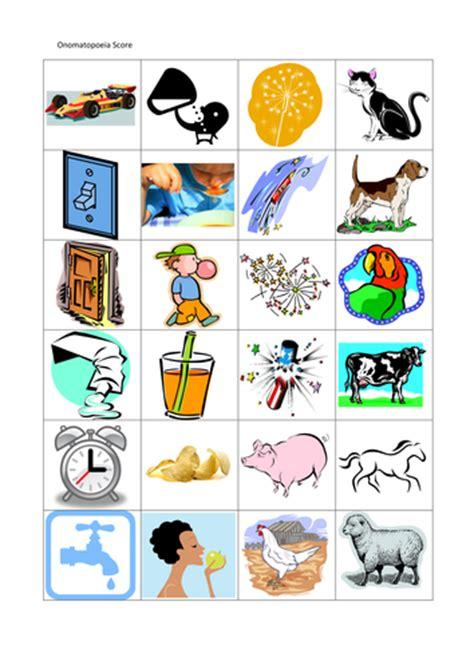 onomatopoeia by f8f1 teaching resources tes