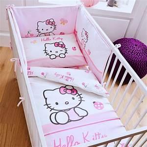 housse de couette hello kitty parure de lit bebe 80 x With affiche chambre bébé avec code promo pour livraison fleurs
