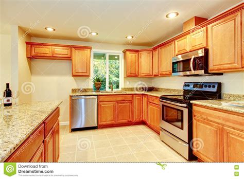 light brown kitchen bright kitchen room with light brown cabinets and steel 3732