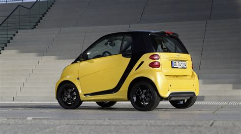 smart fortwo edition cityflame set  turn heads