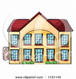 Bell Tower Building Clipart | ClipArtHut - Free Clipart
