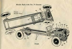 Erector Set Instructions