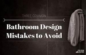 Three, Common, Bathroom, Design, Mistakes, To, Avoid