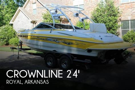 Boats For Sale In Arkansas by Crownline Boats For Sale In Arkansas