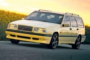 187 1996 volvo 850r wagon test drive