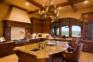 Custom Build House Ideas Photo Gallery by Great Kitchens Mediterranean Kitchen By