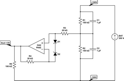 Operational Amplifier Opamp Phase Compensation