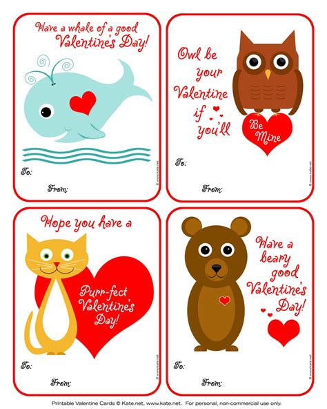 valentines day card kids iheartprintsandpatterns 39 s day cards kate net
