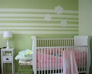Wirkung Der Farbe Grün : 100 ideen f r wandgestaltung in gr n ~ Markanthonyermac.com Haus und Dekorationen
