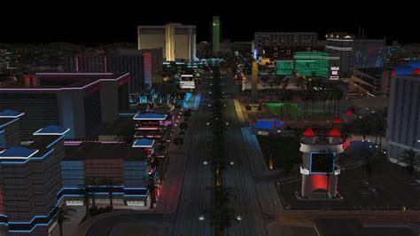 Cruising The Las Vegas Strip