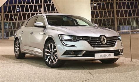 renault talisman pricing leaked latest  show