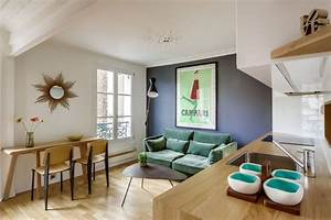 deco peinture salon 2018 With awesome couleur peinture salon tendance 6 cuisine photo 55 peinture