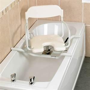Siege De Baignoire : si ge de baignoire pivotant swivelling days white line ~ Melissatoandfro.com Idées de Décoration