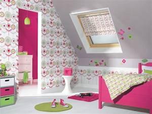 Tapeten Für Mädchenzimmer : einrichtungsbeispiele f r m dchenzimmer bei kinder r ume aus d sseldorf ~ Sanjose-hotels-ca.com Haus und Dekorationen