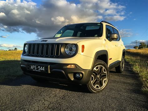 Review Jeep Renegade by 2016 Jeep Renegade Trailhawk Review Photos Caradvice