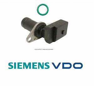 Bmw E36 E39 E46 E83 E85 Crankshaft Siemens  Vdo Position
