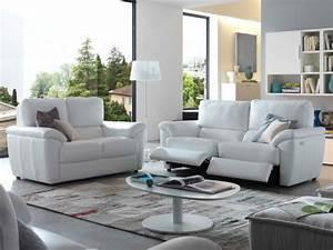 Couch Relaxfunktion Wohnzimmermöbel Ecksofa Turner Sofa