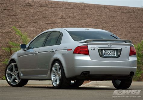 2006 acura tl with 20 quot giovanna dalar 5 in chrome wheels