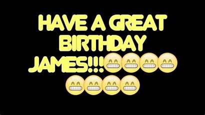 Birthday Happy James Larry Randy Jimmy Jerry