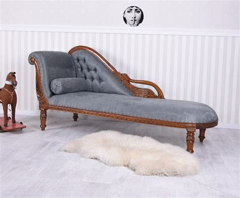 chaise longue salon sofa recamiere empire chaise longue salon sofa swan