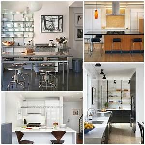 Petite cuisine ouverte: idées d aménagement originales