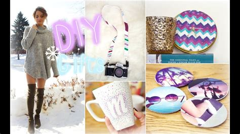 diy gift ideas easy affordable youtube