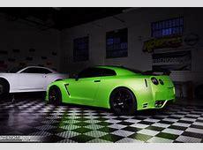 Avery Light Green Pearlescent GTR by PHENOMenal Vinyl Flickr