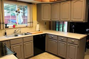 Ideas for painting kitchen cabinets style outdoor for Best brand of paint for kitchen cabinets with no step sticker