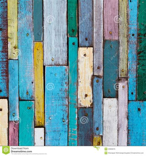 colorful wood stock photo image