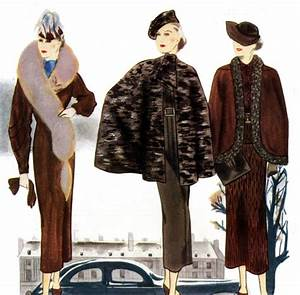 French Women's Fashion in the 1930s: The Hidden Truth ...