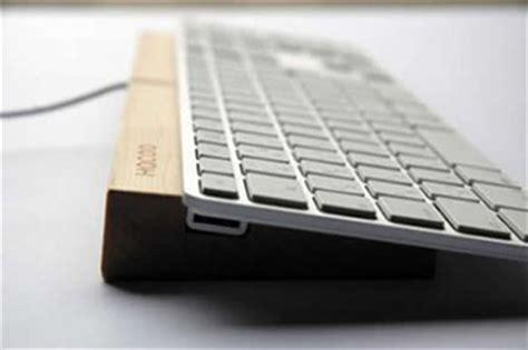 monodos keyboard stuetze aus holz japan foerdert gereizte