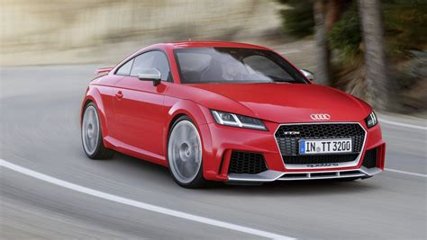 2016 Audi Tt Rs Price by 2017 Audi Tt Rs Coupe Review Photos Caradvice