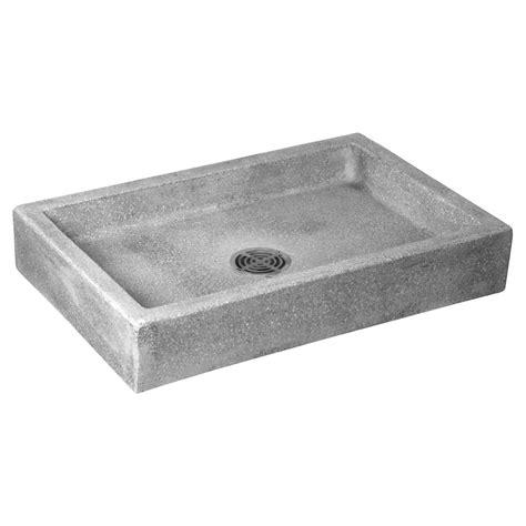 fiat terrazzo mop sink sb3624 36 quot x 24 quot berkeley terrazzo mop basin mop sink